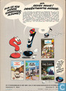 Comics - Spirou und Fantasio - De schaduw van Z