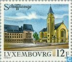 Timbres-poste - Luxembourg - Tourisme