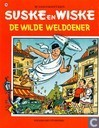 Comic Books - Willy and Wanda - De wilde weldoener