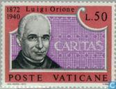 Postage Stamps - Vatican City - Memorial Orione & Perosi
