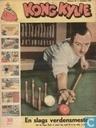 Bandes dessinées - Kong Kylie (tijdschrift) (Deens) - 1950 nummer 36