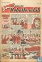 Strips - Sjors van de Rebellenclub (tijdschrift) - 1957 nummer  48