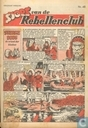 Bandes dessinées - Sjors van de Rebellenclub (tijdschrift) - 1957 nummer  48