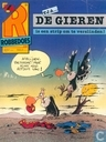 Bandes dessinées - Robbedoes (tijdschrift) - Robbedoes 2538