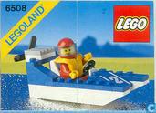 Toys - Lego - Lego 6508 Wave Racer