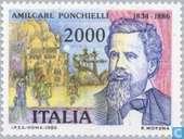 Timbres-poste - Italie [ITA] - Amilcare Ponchielli