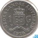 Monnaies - Antilles néerlandaises - Antilles néerlandaises 1 gulden 1978