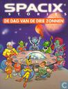 Comic Books - Spacix - De dag van de drie zonnen