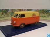 """Model cars - Atlas - De Volkswagen Combi uit """"de zaak Zonnebloem"""""""
