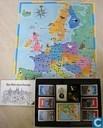 Spellen - Reis Door Europa - Een reis door Europa