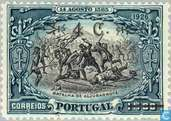 Postage Stamps - Portugal [PRT] - Independence marked