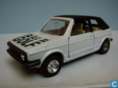 Model cars - Volkswagen - Volkswagen Golf cabriolet