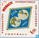 Timbres-poste - Monaco - Int. Football
