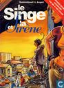 Strips - Singe et la ..., Le - Le singe et la Sirène