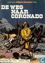 Bandes dessinées - Jerry Spring - De weg naar Coronado