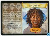 Trading cards - Harry Potter 3) Diagon Alley - Lee Jordan