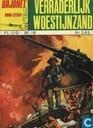 Comic Books - Bajonet - Verraderlijk woestijnzand