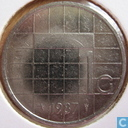 Coins - the Netherlands - Netherlands 1 gulden 1987