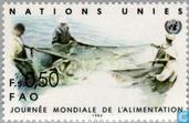 Postzegels - Verenigde Naties - Genève - Wereld Voedseldag