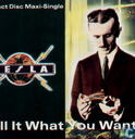 Vinyl records and CDs - Tesla - Call it what you want