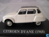 Model cars - Altaya - Citroën Dyane