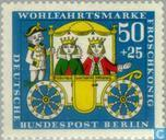 Timbres-poste - Berlin - Fairy Tales Gebr. Grimm