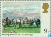Postage Stamps - Great Britain [GBR] - Derby 1779-1979