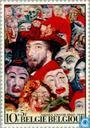 Postzegels - België [BEL] - James Ensor