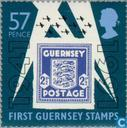Timbres-poste - Guernesey - Timbres de la profession 1941-1991