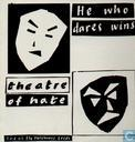 Disques vinyl et CD - Theatre of Hate - He who  dares wins  live in the warehouse  leeds