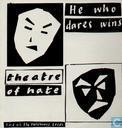 Schallplatten und CD's - Theatre of Hate - He who  dares wins  live in the warehouse  leeds