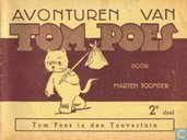 Strips - Bommel en Tom Poes - Tom Poes in den toovertuin