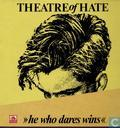 Disques vinyl et CD - Theatre of Hate - He who dares wins live in berlin
