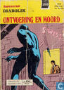 Comics - Diabolik - Ontvoering en moord