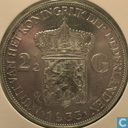 Coins - the Netherlands - Netherlands 2½ gulden 1933