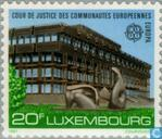 Postage Stamps - Luxembourg - Europe – Modern Architecture