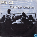Platen en CD's - Ph.D. - I Won't Let You Down
