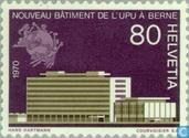 Postage Stamps - Switzerland [CHE] - UPU building