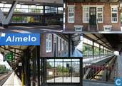 Postcards - Almelo - Almelo station