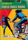 Comics - Diabolik - Geweld drugs moord