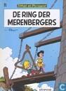 Bandes dessinées - Johan et Pirlouit - De ring der Merenbergers