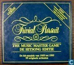 Board games - Trivial Pursuit - Trivial Pursuit Hitsong Editie