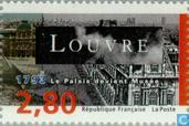 Briefmarken - Frankreich [FRA] - Louvre-Museum
