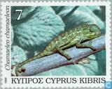 Postage Stamps - Cyprus [CYP] - Reptiles