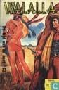 Bandes dessinées - Walalla - De tijd van de haat