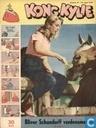 Strips - Kong Kylie (tijdschrift) (Deens) - 1949 nummer 34