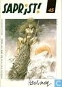 Strips - Sapristi! (tijdschrift) (Frans) - Sapristi! 45
