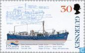 Postage Stamps - Guernsey - Rescue Organization 175 years