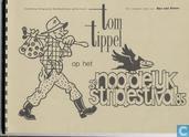 Tom Tippel op het 3e Noordelijk Stripfestival 85