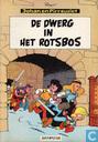 Strips - Johan en Pirrewiet - De dwerg in het rotsbos